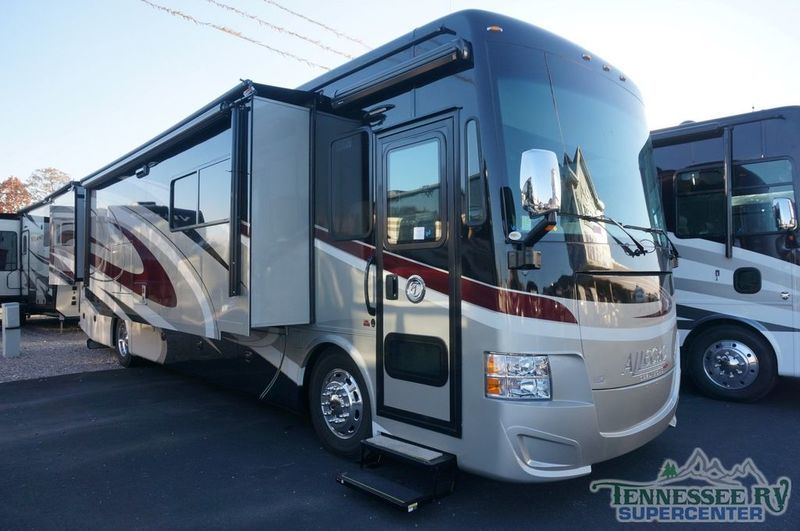 Tiffin Allegro Rvs For Sale In Knoxville Tennessee