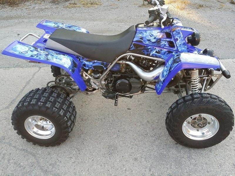 yamaha banshee 350 motorcycles for sale in michigan. Black Bedroom Furniture Sets. Home Design Ideas