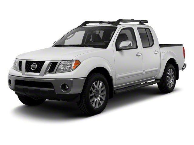 2012 Nissan Frontier  Pickup Truck