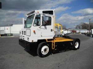 2012 Capacity Tj5000  Yard Spotter Truck