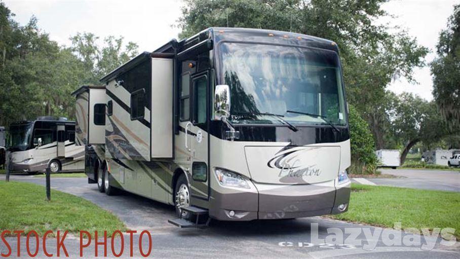 2012 Tiffin Motorhomes Phaeton 42QBH