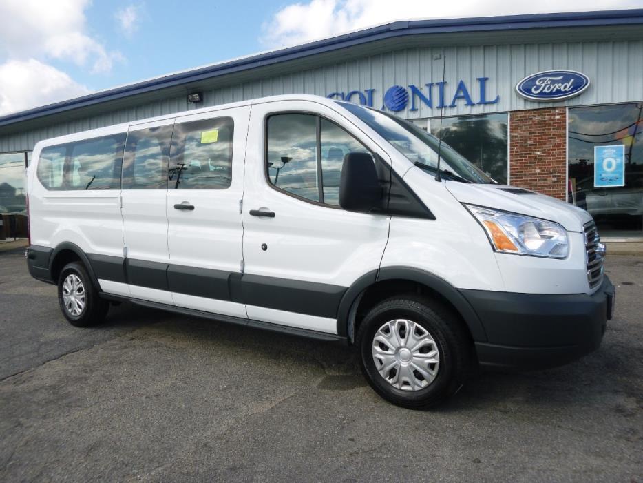 2015 Ford Transit-350 Passenger Van