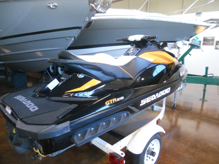 2013 Sea-Doo Sport Boats 215 Rotax Waverunner