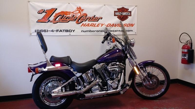 2000 Harley Davidson FXSTS