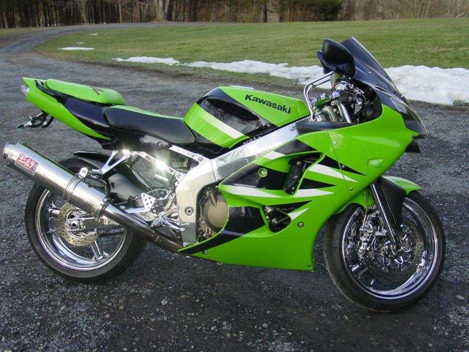Kawasaki Ninja R For Sale Pa