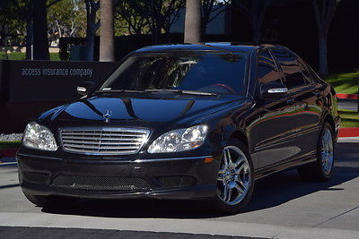 Coupe for sale in orange california for 2005 mercedes benz s class s600