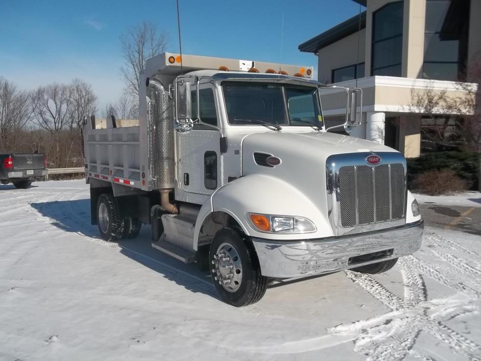 2013 Peterbilt 330 Dump Truck