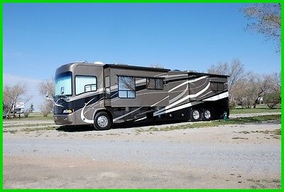 2007 Country Coach Allure 470 Used, Class A, 42 Feet, 4 Slide Outs, Sleeps 4