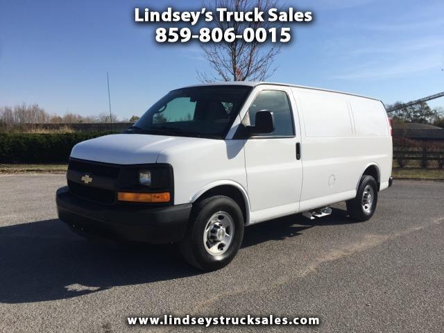 2014 Chevrolet Express 2500 Cargo Cargo Van