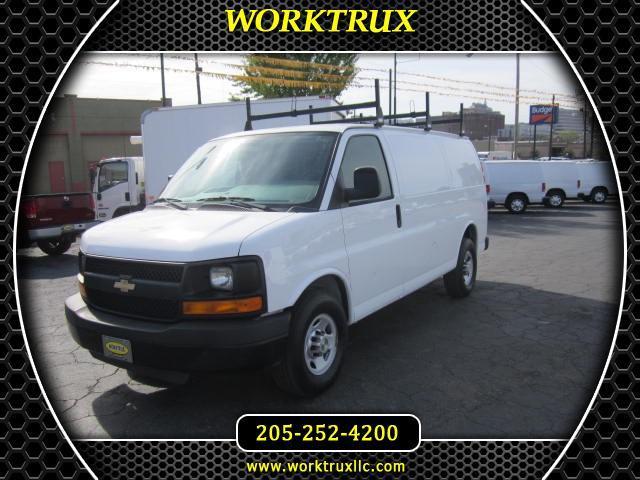 2011 Chevrolet Express 2500 Cargo Cargo Van