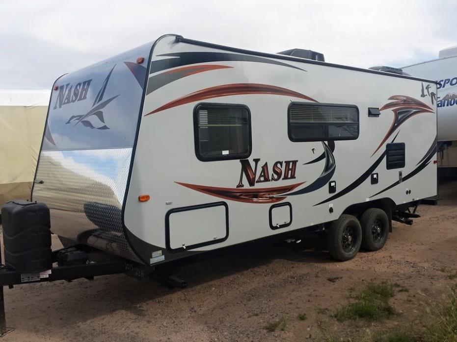 2015 Northwood Mfg NASH 22H