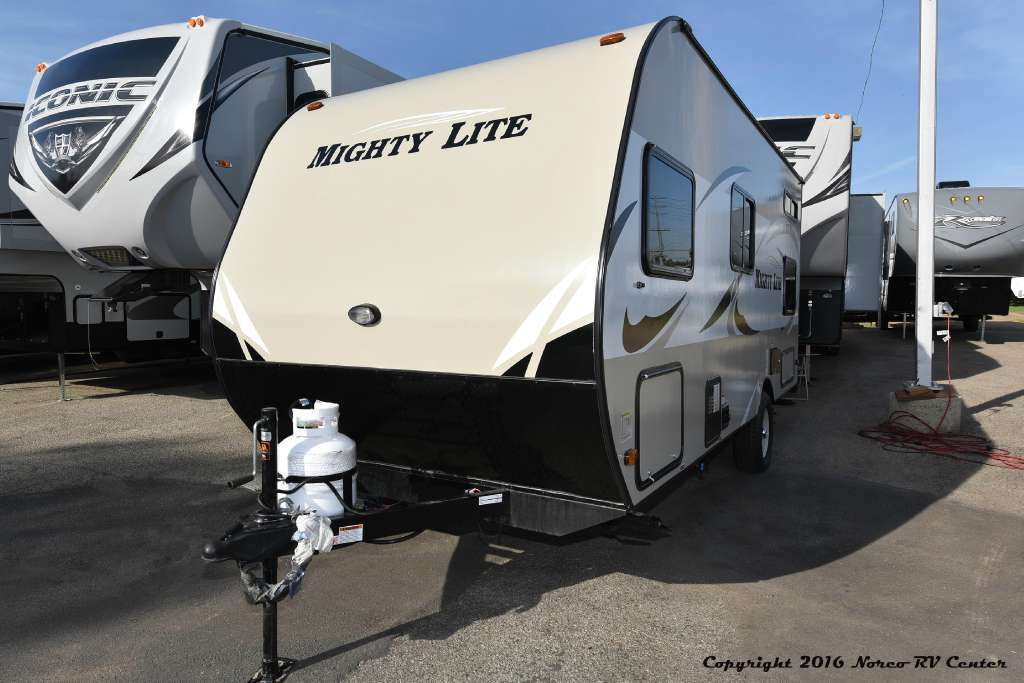2017 Pacific Coachworks MIGHTY LITE 16BB