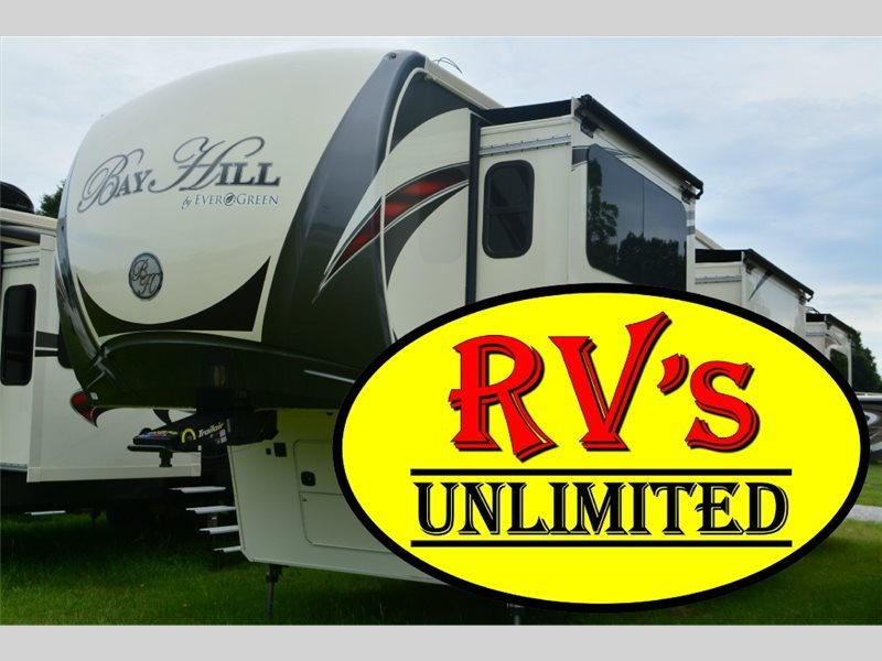 2016 Evergreen Rv Bay Hill 379FL
