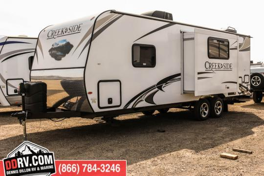 2016 Outdoors Rv CREEKSIDE 23RBS