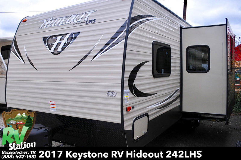 2017 Keystone Rv Hideout 242LHS