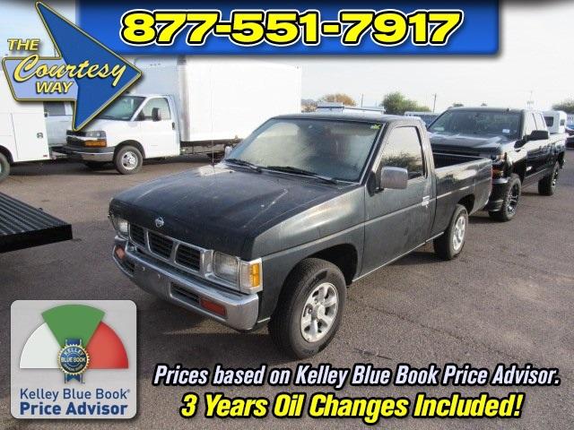1997 Nissan Truck Pickup Truck