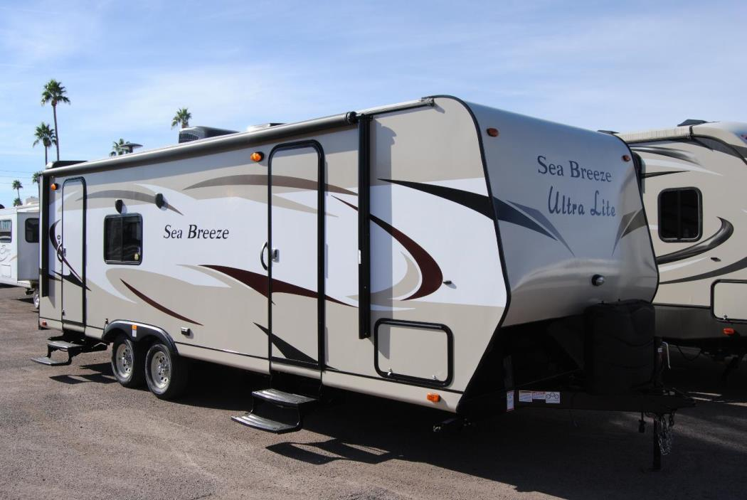 2017 Pacific Coach Works Seabreeze 25RKS