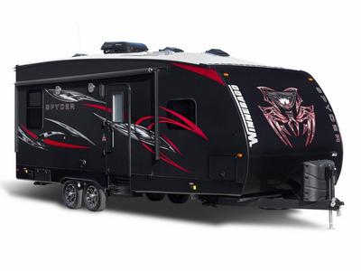 2017 Winnebago Spyder 24FQ
