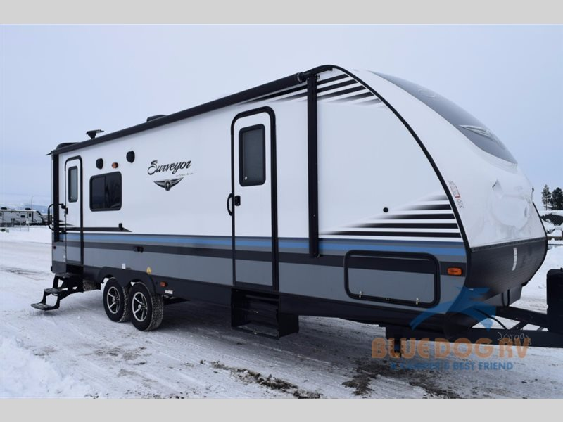 2017 Forest River Rv Surveyor 251RKS