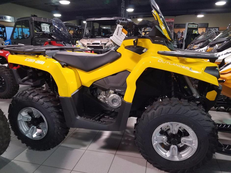 2016 Can-Am Outlander™ L DPS 450