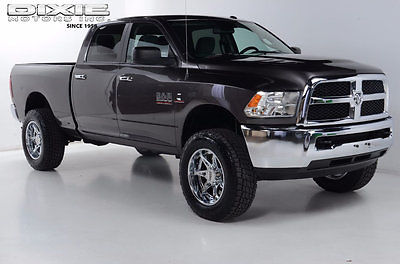 2016 Ram 2500 SLT pack/ Cummins 4x4 Warranty Carfax certified LT pack Cummins 4x4 Warranty Carfax certified Diesel 4WD