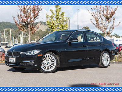 2014 BMW 3-Series 2014 BMW 335I  LOADED 2014 BMW 335I  LOADED 3 Series 4 dr Sedan Automatic Gasoline 3.0L STRAIGHT 6 Cyl