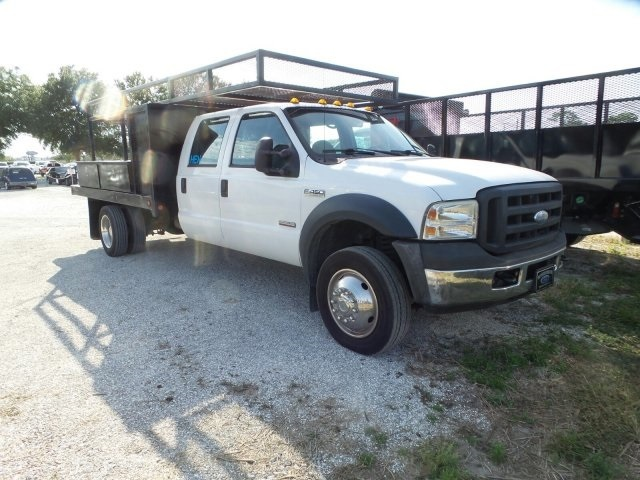 2007 Ford F-450sd  Cab Chassis