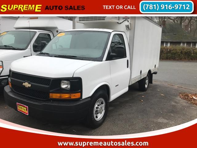 2011 Chevrolet Express Cutaway Refrigerated Truck