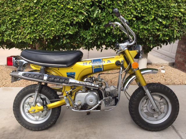 Honda Ct 70 Trail Motorcycles For Sale