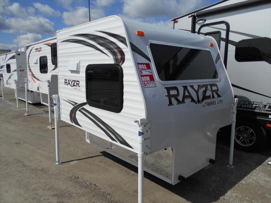 2016 Travel Lite Rayzr FB-M Front Bed - Mini Truck