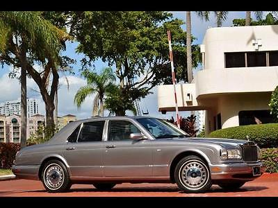 2000 Rolls-Royce Silver Seraph  ILVER TEMPEST ONLY 41K MILES 2000 SUNROOF PICNIC TABLES CHROMED WHEELS MANUALS