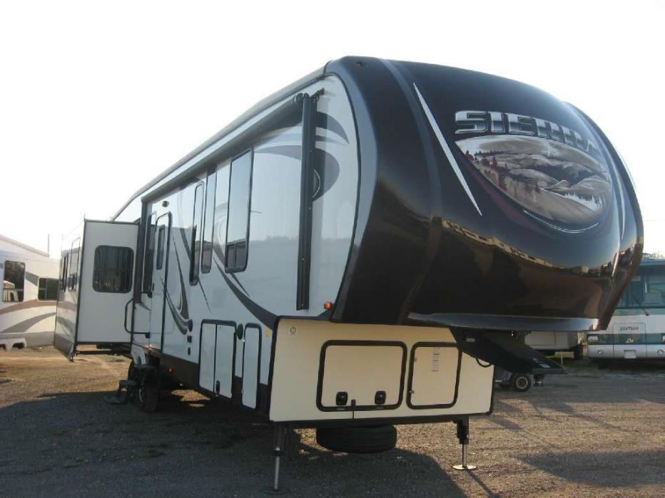 Forest River Rv Sierra 371rebh Rvs For Sale