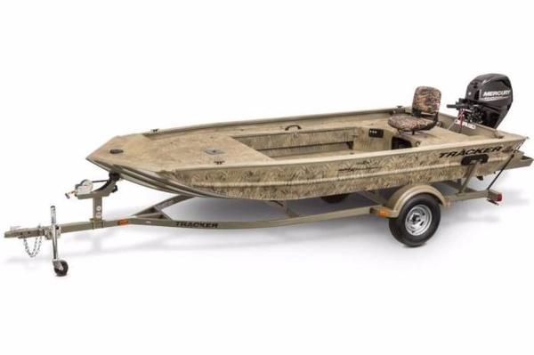 2017 TRACKER BOATS GRIZZLY 1654 Sportsman