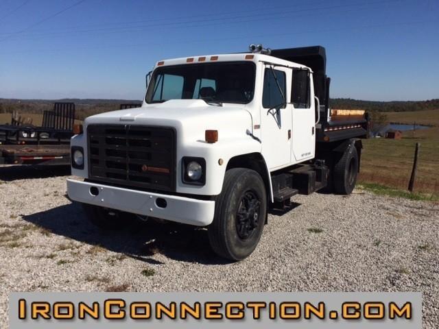 1986 International S1700 Dump Truck