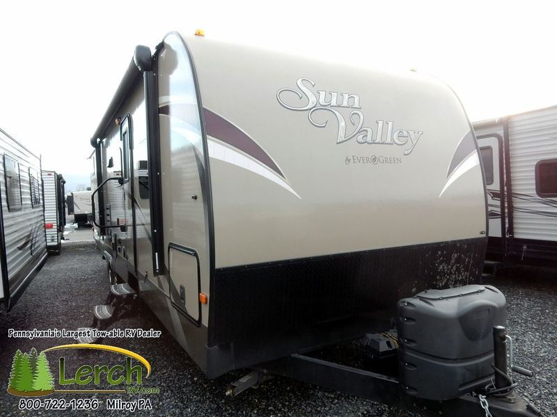 2015 Evergreen Sun Valley S280BH LTD