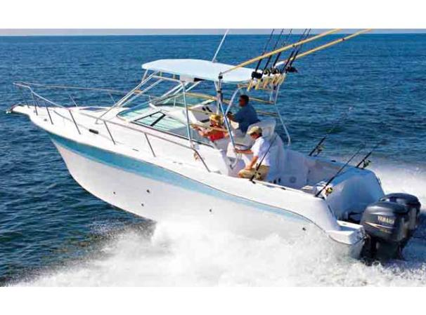 2006 Sea Quest 3000 Sport Fish