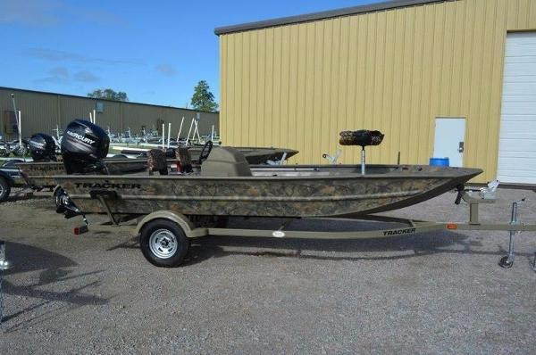 2017 TRACKER BOATS Grizzly 1754 SC