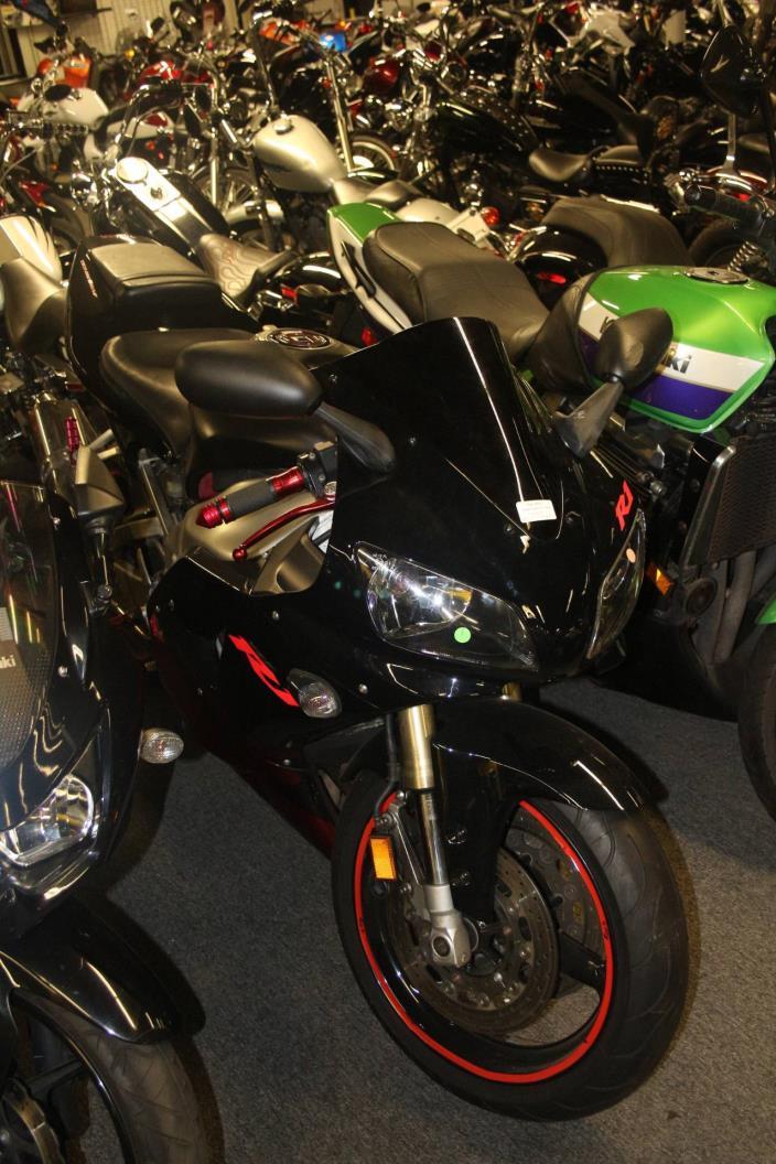 2016 Yamaha YZF-R3