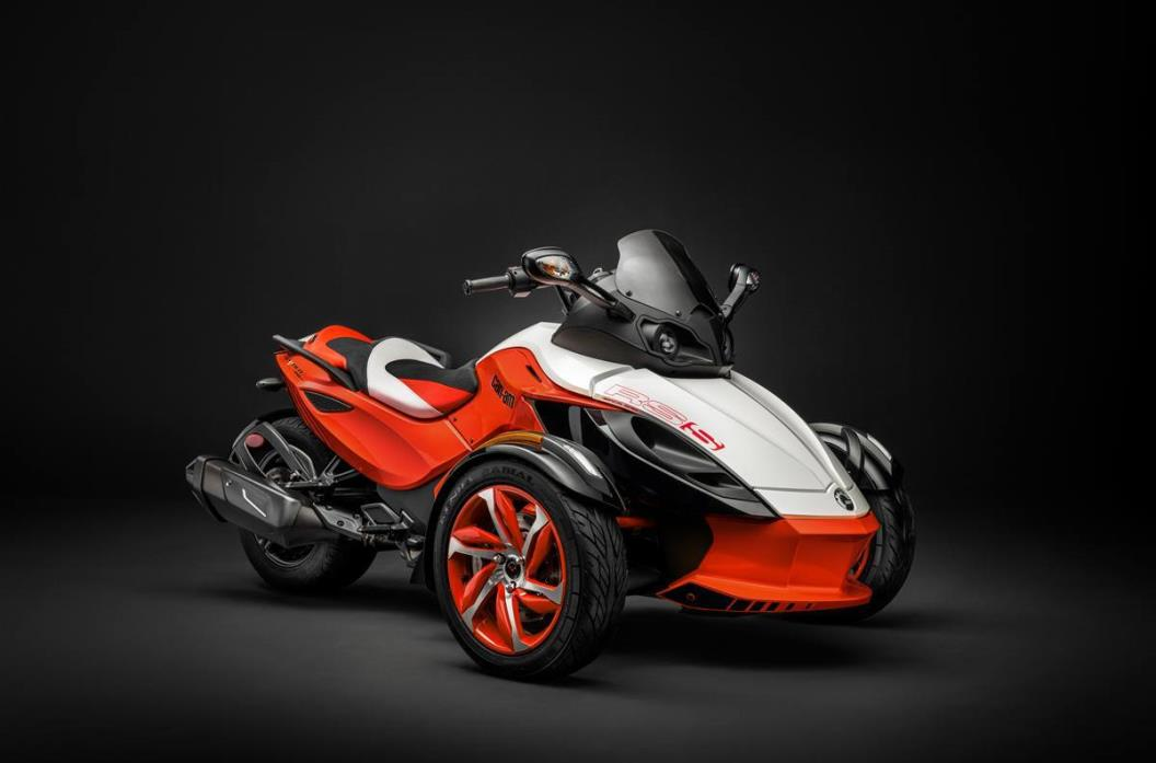 Can Am Spyder For Sale Lexington Ky >> Can Am Spyder Rs S Special Series Se5 Vehicles For Sale