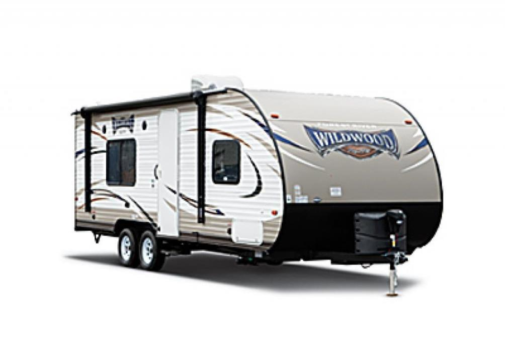 2017 Forest River Wildwood 241BHXL