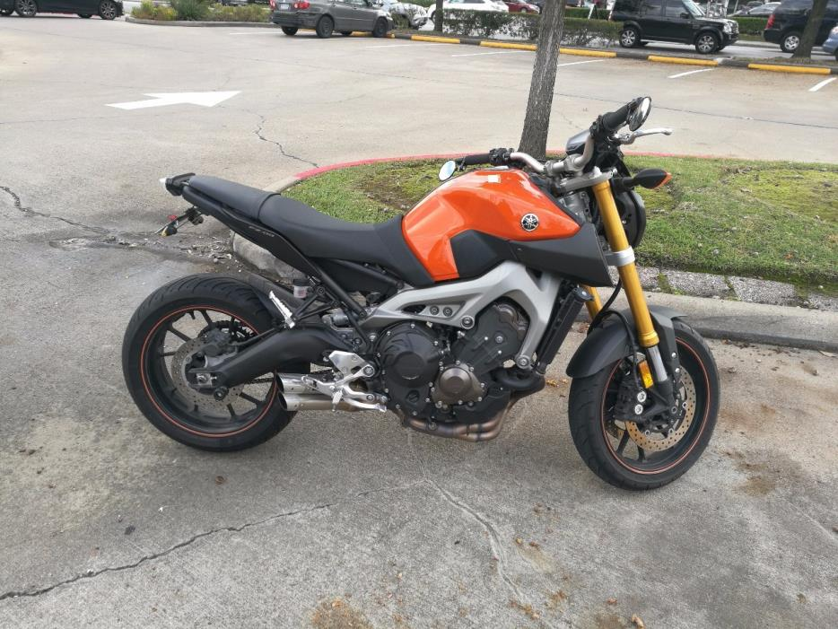 Yamaha fz 09 motorcycles for sale in houston texas for Yamaha stryker bullet cowl for sale