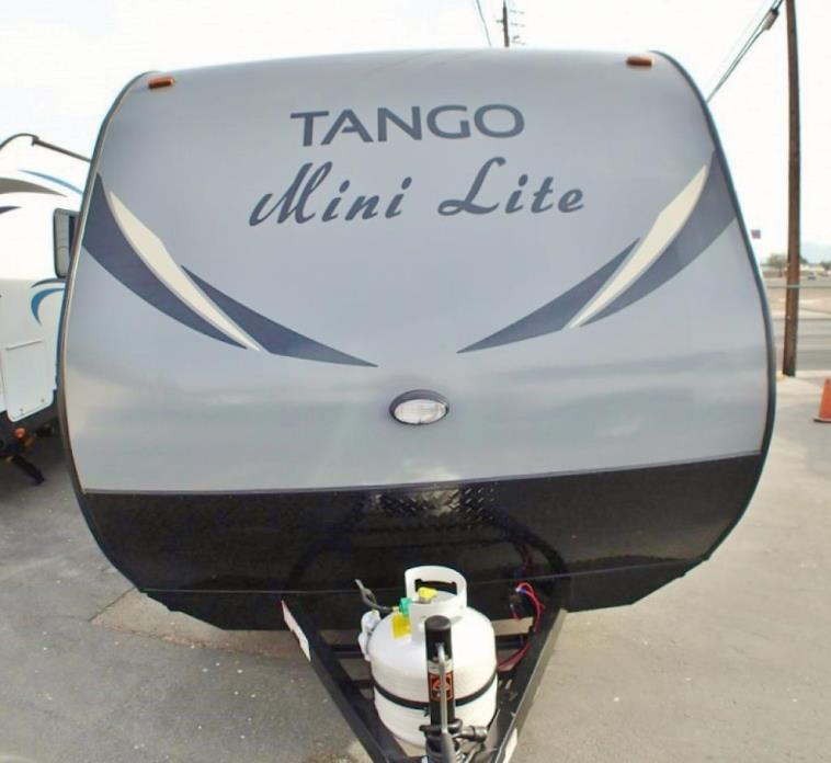 2017 Pacific Coachworks Tango 16RB