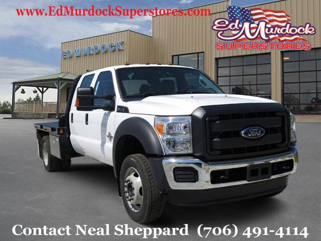 2016 Ford Super Duty F-450 Drw  Flatbed Truck