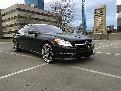 2013 Mercedes-Benz CL-Class Base Coupe 2-Door 2013 mercedes benz cl 63 amg brabus base coupe 2 door 5.5 l designo