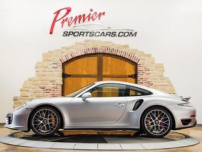 2014 Porsche 911 2014 Porsche 911 Turbo S Only 4500 Miles MSRP $187,000