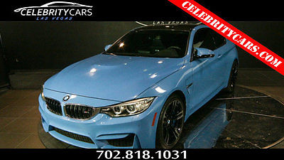 2015 BMW M4 6spd Manual 2015 BMW M4 coupe Manual las vegas for sale clean carfax Low Miles Yas Marina