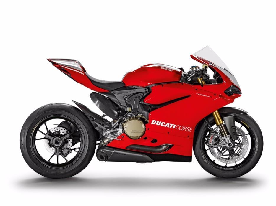 2015 Ducati SUPERBIKE 1199 PANIGALE R