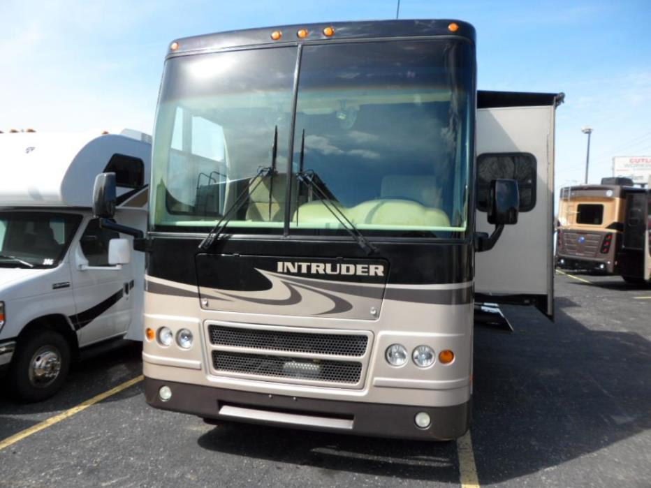 2007 Damon Intruder 373