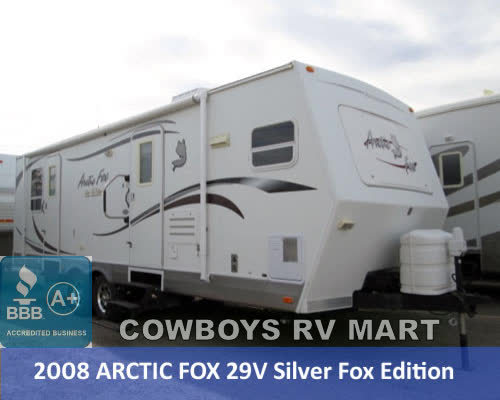 2008 Northwood Mfg ARCTIC FOX 29V