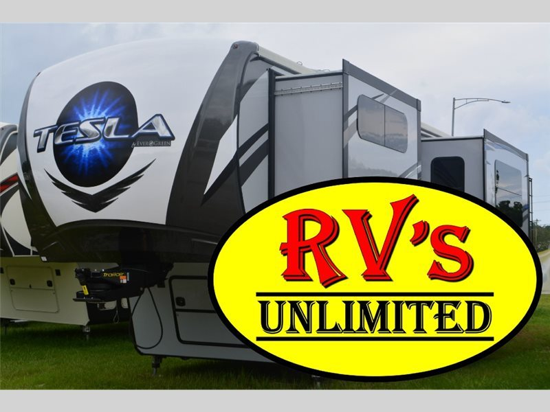 2017 Evergreen Rv Tesla 3914